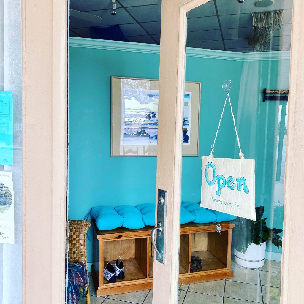 Front Door of Studio_Grand Opening